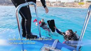 open water diver snsi introduction us youtube