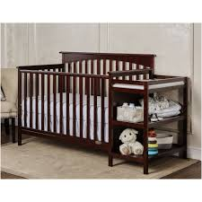 Graco Convertible Crib With Changing Table Bedroom Convertible Cribs With Changing Table Breathtaking Graco