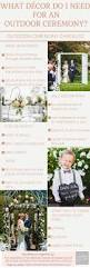 best 25 outdoor ceremony ideas on pinterest outdoor wedding