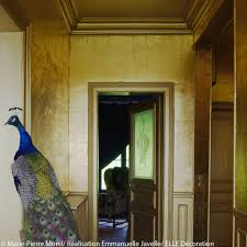 Carreaux Ciment Emery Inspiration Dorée Nos Images Et Adresses Préférées Elle Décoration