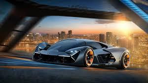 futuristic cars download 1920x1080 lamborghini terzo millennio futuristic cars