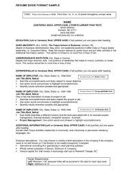 simple resume template microsoft word un mission