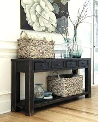 Decorating Entryway Tables Entryway Table Decor Front Entrance Table Ideas Pottery Barn