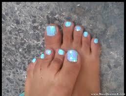 nail art toes nail arts