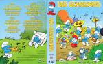 Jaquette DVD de Les schtroumpfs COFFRET - Cin��ma Passion