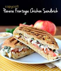 copycat panera frontega chicken panini recipe chicken panini