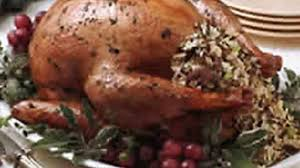 stuffed turkeys stuffed roasted herb turkey and gravy recipe pillsbury