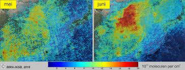 North China Plain Map by Bira Iasb News U0026 Press Releases