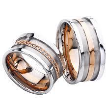 furrer jacot furrer jacot tone on tone wedding ring diamond ideals
