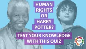 Human Quiz Quiz Human Rights Or Harry Potter Rightsinfo