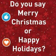 dopl3r memes do you say merry or happy holidays