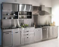 metal kitchen furniture metallic kitchen decor best the world39s catalog of