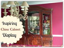 how to arrange a china cabinet pictures who says a china cabinet should display china