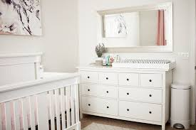 White Nursery Decor Soft And Feminine Nursery Decor Mignano