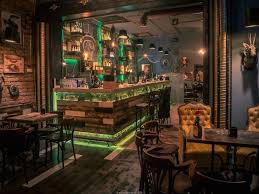 interior steampunk pub interior design steampunk furniture