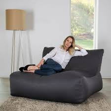 bean bag sofa lounge for relaxation in couples pusku