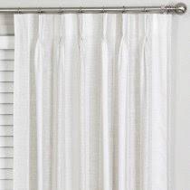 Pinch Pleated Semi Sheer Curtains Curtains Online Ready Made Curtains Curtain Wonderland