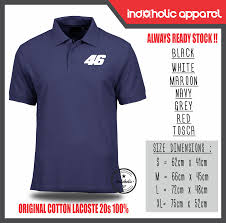 Jual Polo moto gp jersey awesome jual polo shirt kaos kerah rosi 46 moto gp