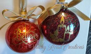 winding road creations ornaments