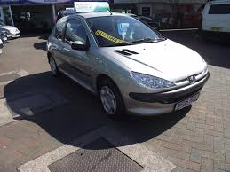 peugeot 206 exeter peugeot 206 cars for sale in exeter at cheap