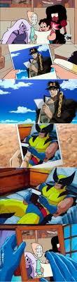 Wolverine Picture Meme - frame blank template wolverine crush know your meme regarding