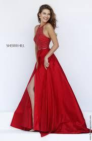 sherri hill 11341 prom dress prom gown 11341