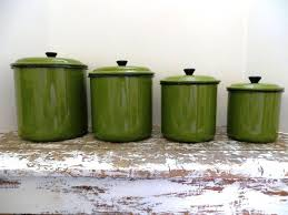 kitchen canisters green some option choose kitchen canister sets joanne russo