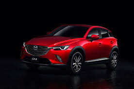 mazda product line 2016 mazda cx 3 first drive motor trend