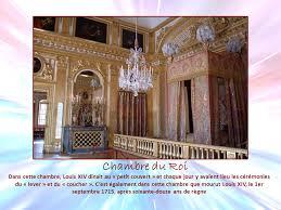chambre louis 14 château de versailles ppt télécharger