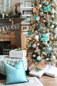 Christmas Tree Decorating Ideas Simple Farmhouse Christmas Bedroom Decorating Bedrooms And Holidays