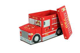 Sole Designs Ottoman by Greenway Greenway Children U0027s Fire Truck Storage Ottoman U0026 Reviews
