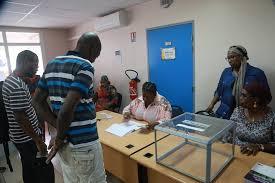 ouverture bureau de vote ouverture normale des bureaux de vote à mamoudzou ce matin le