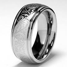 mens stainless steel wedding bands wedding rings pictures stainless steel men39s wedding rings