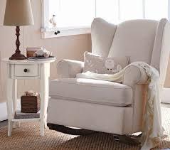 Modern Nursery Rocking Chair Sofa Mesmerizing White Rocking Chair For Nursery Sofa White