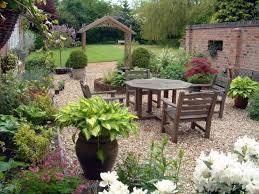 terraced backyard with attractive block retaining wall haammss