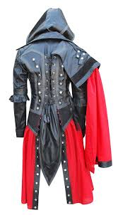 spirit halloween assassin s creed amazon com assassin u0027s creed syndicate evie frye leather jacket