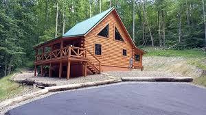 carefree cabins llc hocking hills log cabin rentals