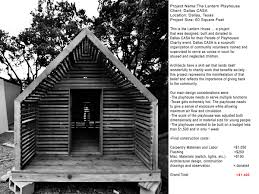 lantern playhouse 01 project information kindergarten