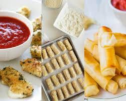 comment cuisiner la mozzarella mozzarella sticks maîtriser la recette bâtonnets mozzarella panée