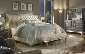 Fur Bed Set Hollywood Swank Master Bedroom Sets With King Size Bed Frame