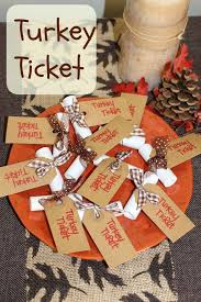 the turkey ticket thanksgiving traditions thanksgiving and holidays