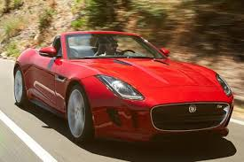 Jaguar Back In The Sports Car Game With The New F Type Roadster