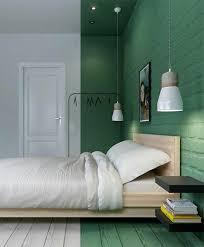 couleur pour chambre à coucher adulte nos astuces en photos pour peindre une pièce en deux couleurs