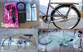 Matte Black Spray Paint For Bikes - how to paint your own bike u2013 a beautiful mess