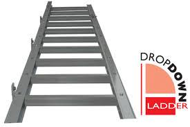 drop down escape ladder emergency exit ladder surespan