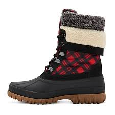 womens winter boots at target by s cirrus waterproof duck boots target