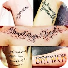 name tattoos small idea android apps on play