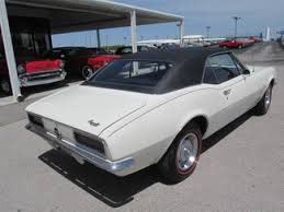 1967 rs ss camaro convertible 1967 chevrolet camaro rs ss blanchard oklahoma knippelmier