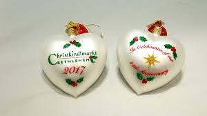 anniversary christmas ornament käthe wohlfahrt unveils limited edition ornament to celebrate