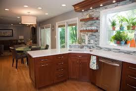 contemporary kitchen design in northbrook il dream kitchens